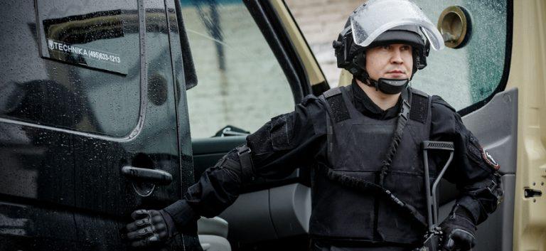 Охранник автомобиля
