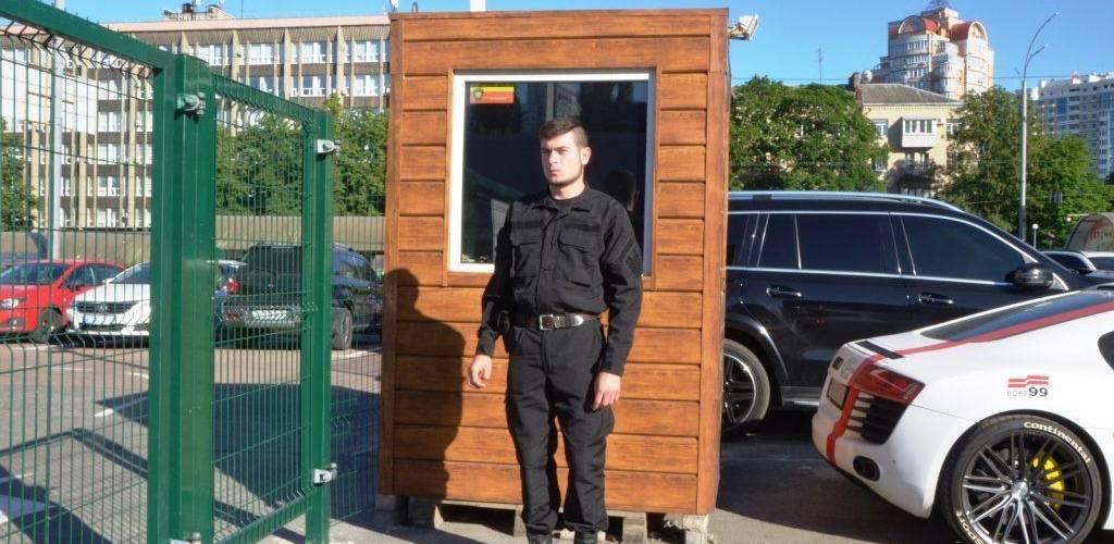 Охрана автостоянок в СПб