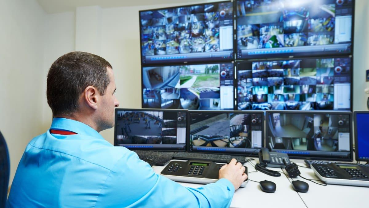 Пультовая охрана многоквартирного дома