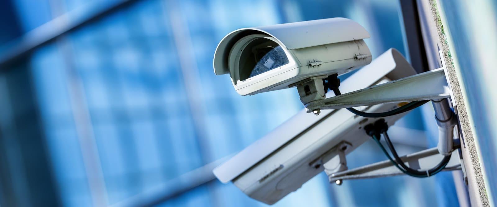 Видеонаблюдение за многоквартирным домом
