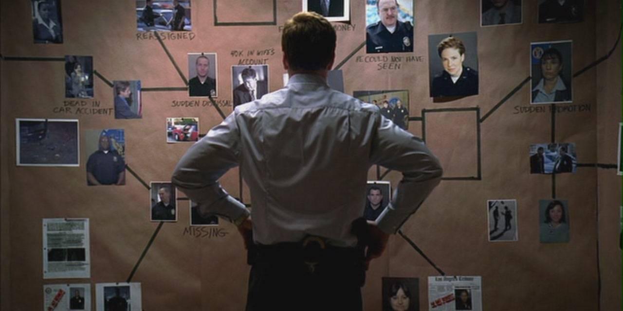 Слежка за человеком - анализ информации