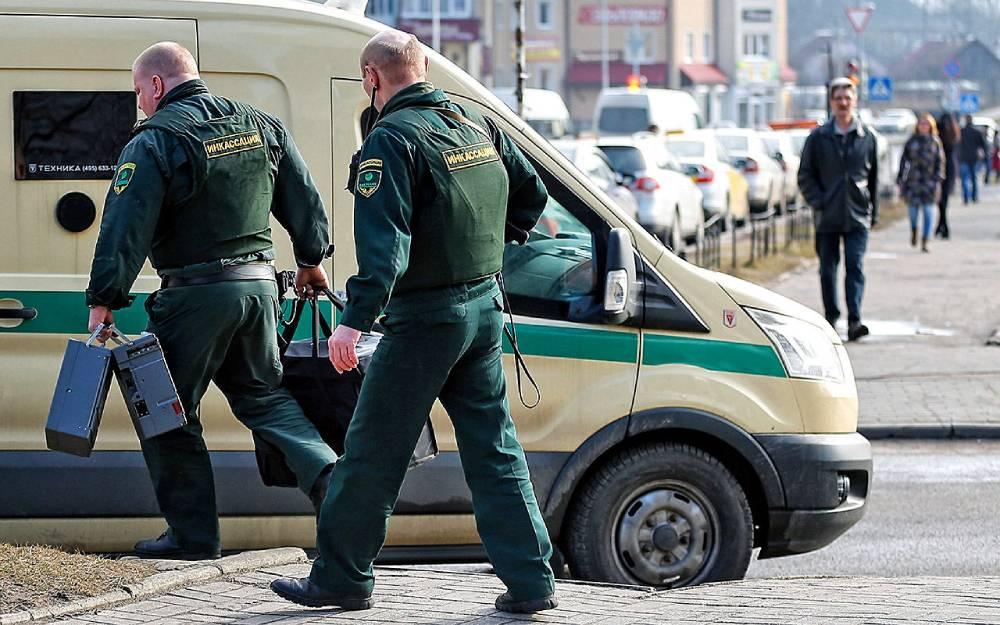 Услуги инкассации в СПб