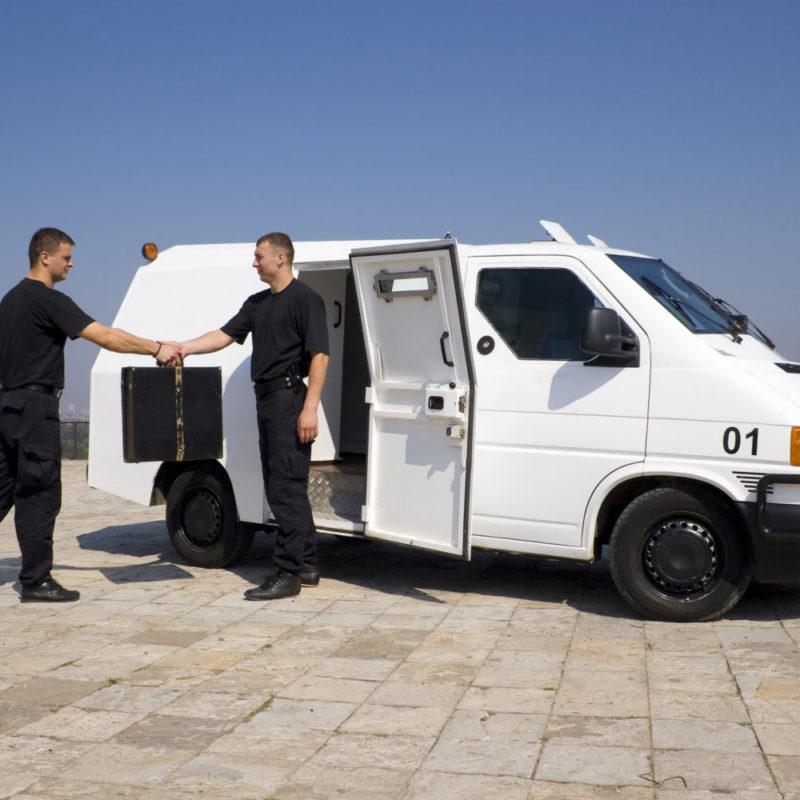 Защита и охрана грузов